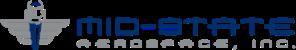 Midstate Aerospace Hardware & Custom Hoses Logo