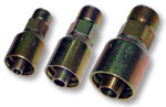 10143 non crimp Fitting for industrial, aerospace, and military use from Mid-State Aerospace