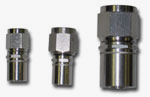 29711 Straight Flareless Fitting for industrial, aerospace, and military use from Mid-State Aerospace