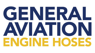General Aviation Engine Hoses logo, an aviation hose manufacturer carried by Mid-State Aerospace Inc.