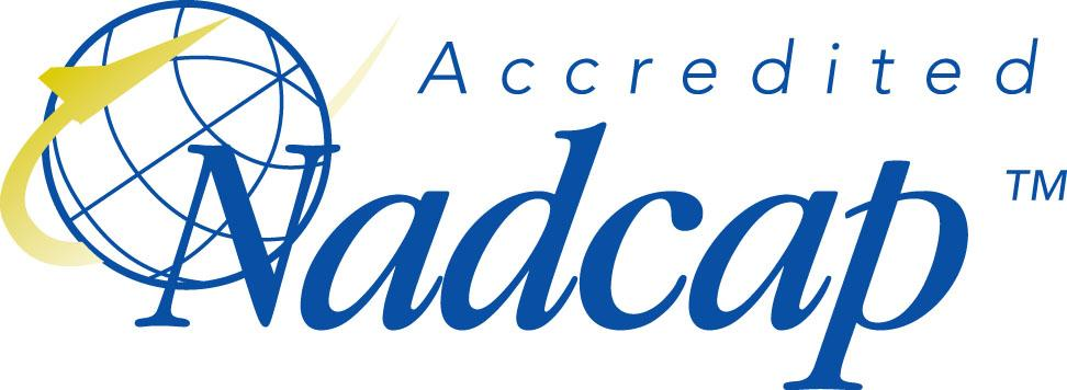 Mid-state Aerospace Inc. is certified and accredited by Nadcap