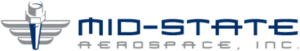 The Mid-State Aerospace Inc. logo